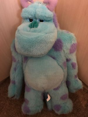 Disney Channel Monsters Inc 15 Inch Sully Soft / Plush Toy