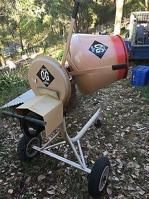 Electric Cement Mixer. C&G 2.2cu.ft Mixer. Never Used. Pick Up Only