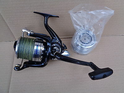 Daiwa Windcast S 5500 Big Pit Reel Braid Free P+P Carp Tackle