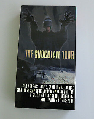 THE CHOCOLATE TOUR - VHS skateboard video.