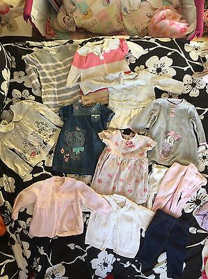 Baby Girls Clothes Bundle Age 0-3 Months