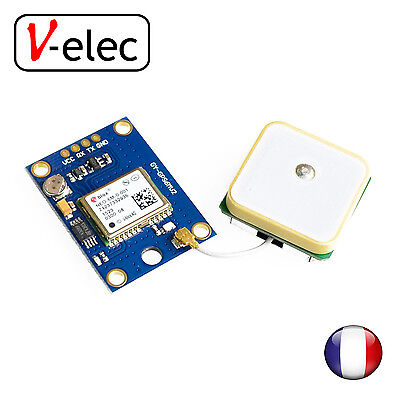 1248# GY-NEO6MV2 new GPS module NEO-6M with Flight Control EEPROM MWC APM2.5