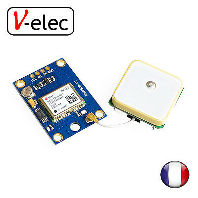 GY-NEO6MV2 new GPS module NEO-6M with Flight Control EEPROM MWC APM2.5