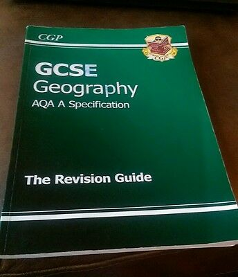 Gcse geography AQA A specification