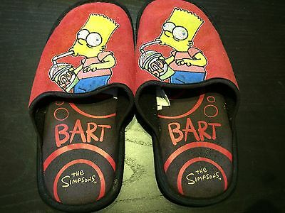 Chausson BART SIMPSONS taille 38