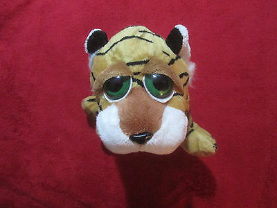 Applause Plush Big Sad Eyes Tiger 13''