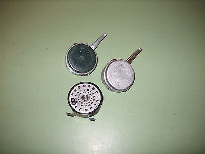 2 Martin automatic fly reels and one model 61 vintage ( three reels )