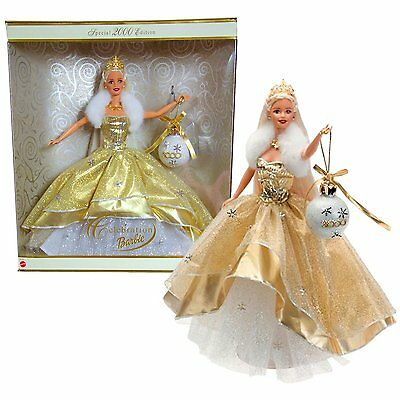 2000 Celebration Barbie Special Edition Doll #28269 Made By Mattel FREE SHIPPING