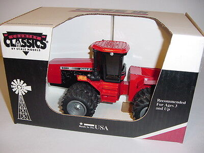 1/32 Case-IH 9380 Tractor W/Duals by Scale Models NIB! 1995 Fargo Show Tractor!