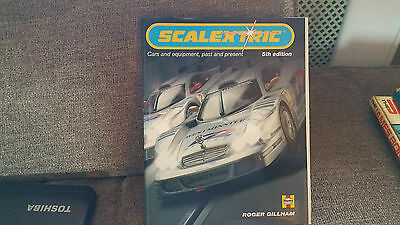 Scalextric Book .cars And Equipment Past And Present 5Th Edition.free Postage.