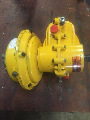 Kinetrol Model 079, 070 1/4 Turn Actuator
