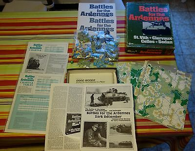 Battles for the Ardennes (SPI edition) (1978)