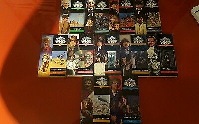 Doctor Who Missing Adventure Collection