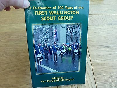 2008 First Wallington Scout Group 100 Years History Paperback