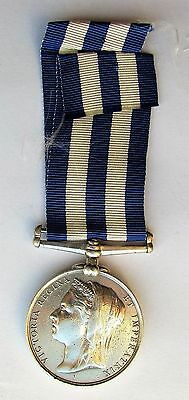 Egypt Medal To The Royal Marines