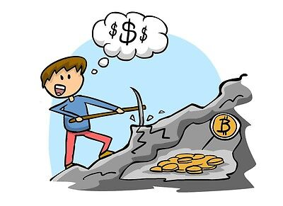 Bitcoin Mining Contract - 2 Months / Guarantee Payout Of 8 Btc