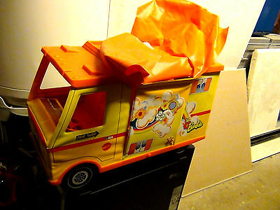 camping car barbie MATTEL germany année 60 country camper