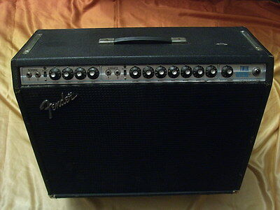 70`s Fender Twin Reverb Silver Face 100W Made in USA
