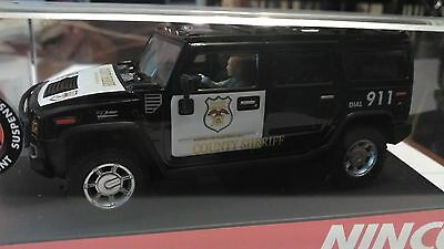 Hummer Hd County Sheriff Serie Deluxe Ref. 50456 - Ninco - All Road