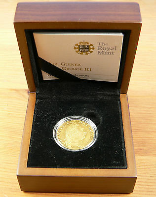 1787 VF George III Gold Guinea Royal Mint Issue From them £1250
