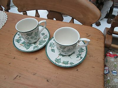 Bhs Country Vine Cups And Saucers
