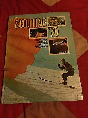 Scouting '70 The Official Annual of The Scout Association