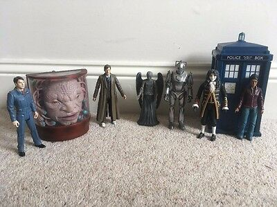 Doctor Who Figures - Assorted