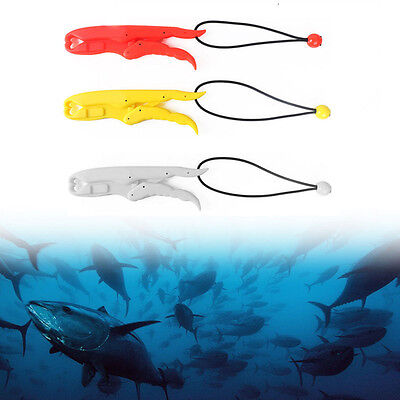 17.5cm/25cm Luminous Floating Fish Grip Controller Fishing Lip Gripper Lanyard
