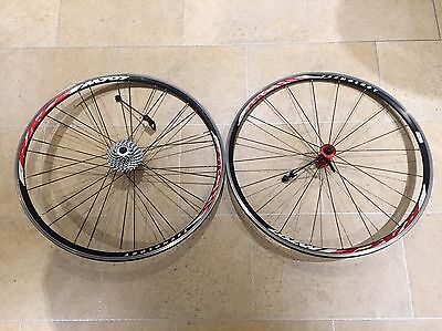 Miche 707 Road Bike Wheelset 10 Speed Campag