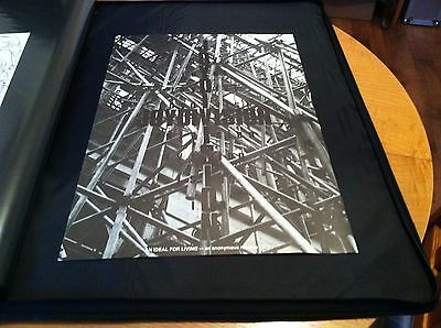 Joy Division - Rare Original 1978 'an Ideal For Living' -  Never Been Rolled