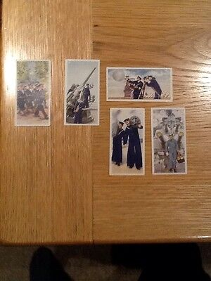 Britains Defences 1938 Set 50  Carreras Cigarette Cards
