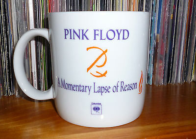 PINK FLOYD Momentary Lapse Reason PROMO COFFEE MUG CUP Brand New MINT CONDITION
