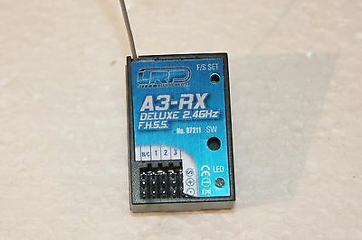 LRP A3-RX Deluxe 2.4GHz F.H.S.S Empfänger FHSS 87211