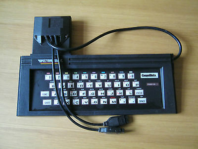 Spectravideo CompuMate computer keyboard accessory add on for Atari 2600