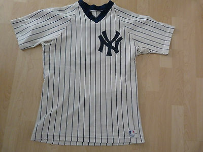 Original MLB Baseball Trikot USA Gr. L New York Yankees