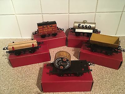 O Gauge Wagons Vintage Excellent/ Very Good Condition