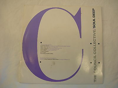 "The Style Council - Council Collective - Soul Deep 7"" Single - Paul Weller"