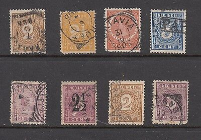 NED-INDIE  STAMPS USED .Rfno.250.
