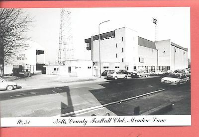 Notts County: Meadow Lane ground