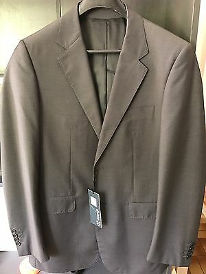 Men's suit jacket - New With Tags - 100R Grey