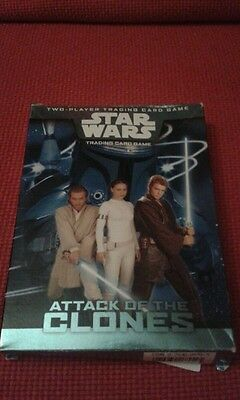 Star Wars Attack Of The Clones Trading Card Game