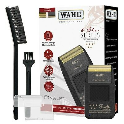 Wahl Finale Super Close 5 stelle series