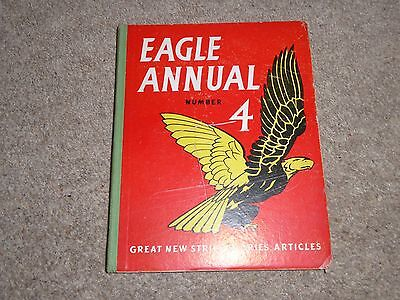 EAGLE Annual Number 4  1950's Edited by Marcus Morris