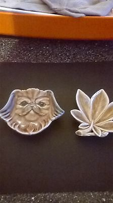 pair of wade dishes