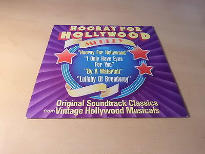 "Hooray For Hollywood Medley From Vintage Musicals  Vinyl 7""  Single Pic Sleeve"