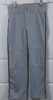 Youth Under Armour Relaxed Fit Leadoff baseball pants gray NWT! Free Shipping