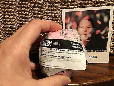 lush uk kitchen sparkler bath bomb sold out in kitchen** • $8.00