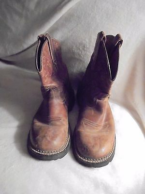 Ariat Fatbaby women's boots, size 9B