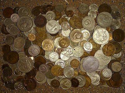 Lot Of (269) Russia Ussr Mixed Coins !!!!