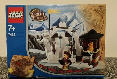 Lego Orient Expedition 7412